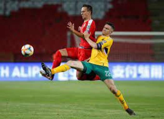 Kết quả Luxembourg vs Azerbaijan | World Cup 2022 | 01h45 ngày 02/09/2021