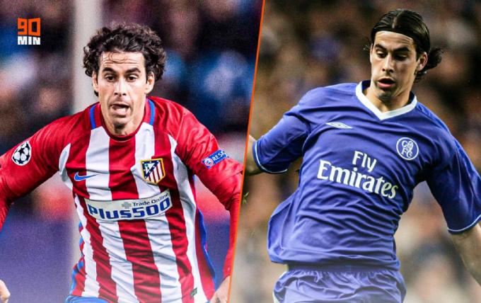 Trước Saul Niguez, những cầu thủ nào <b>từng khoác áo Chelsea lẫn Atl. Madrid?</b>