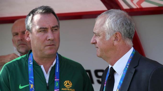 Australia gặp tổn thất lớn trước trận gặp ĐTQG Việt Nam: <b>Thầy cũ Ronaldo</b> vắng mặt