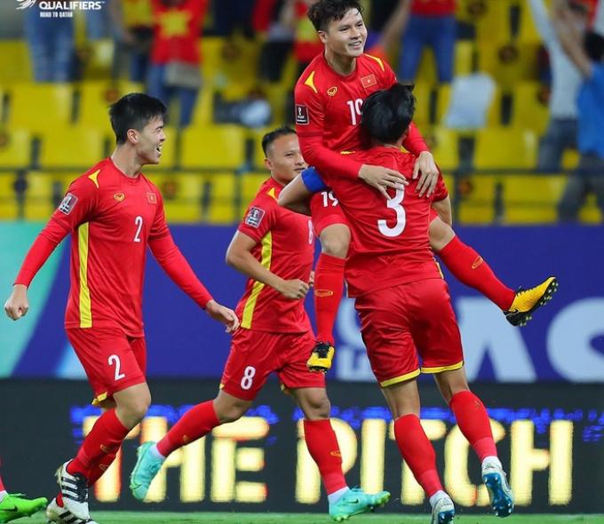 Khi nào ĐTQG Việt Nam <b>trở về nước chuẩn bị cho trận gặp Australia?</b>