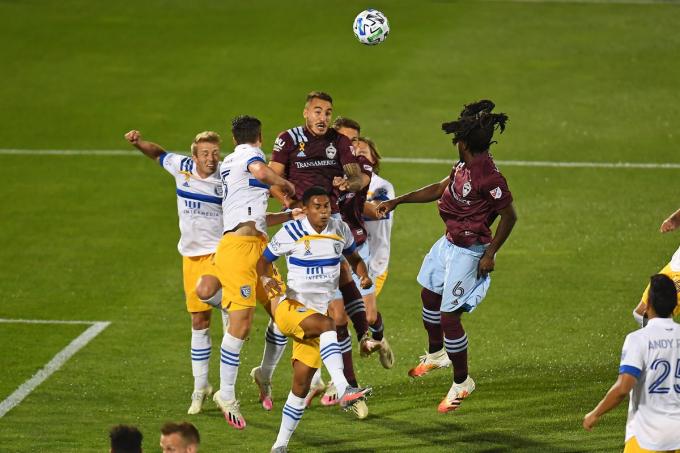 Nhận định San Jose Earthquakes vs Colorado Rapids | MLS | 09h00 ngày 05/09/2021