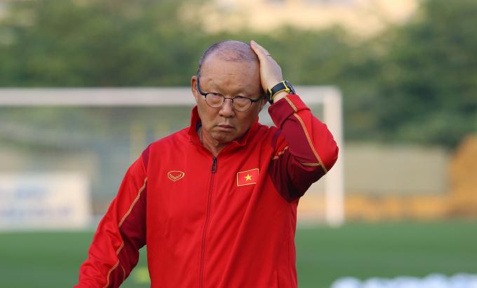 HLV Park Hang Seo gọi lại <b>4 cầu thủ</b> cho trận gặp Australia