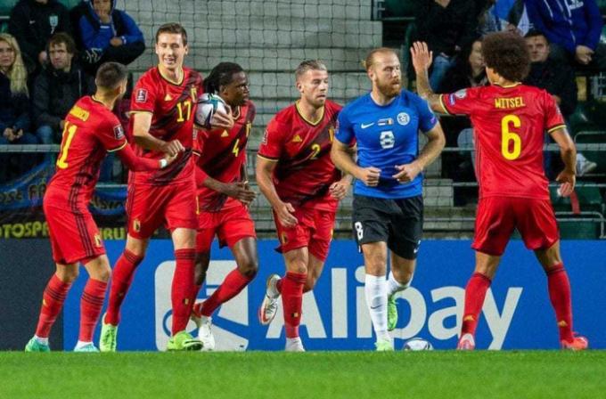 Nhận định Bỉ vs CH Séc   World Cup 2022   1h45 ngày 6/9/2021