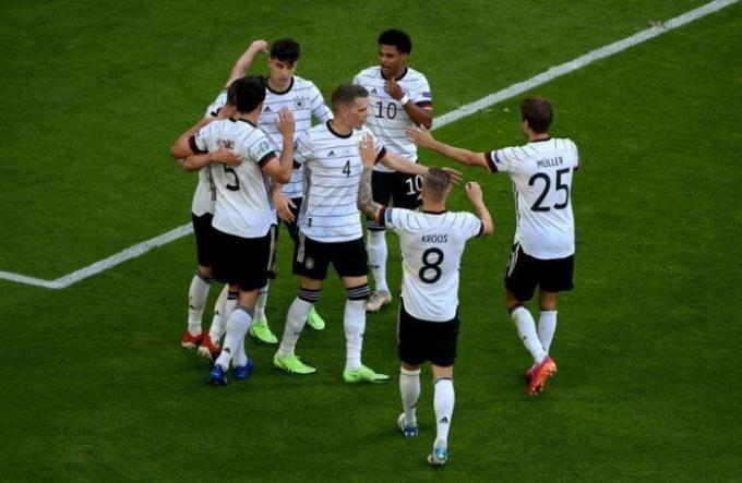 Nhận định Đức vs Armenia   World Cup 2022   1h45 ngày 6/9/2021