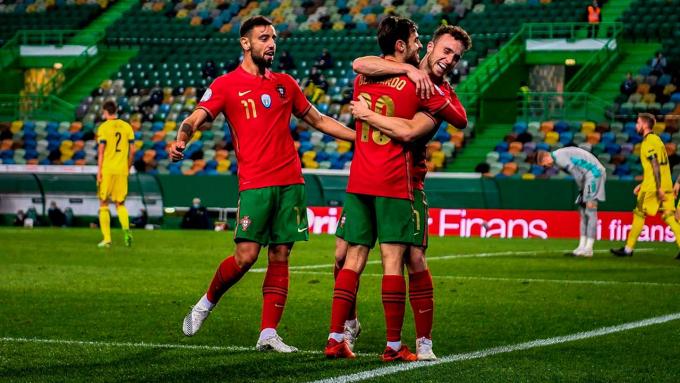 Nhận định Azerbaijan vs Bồ Đào Nha   World Cup 2022   23h00 ngày 07/09/2021