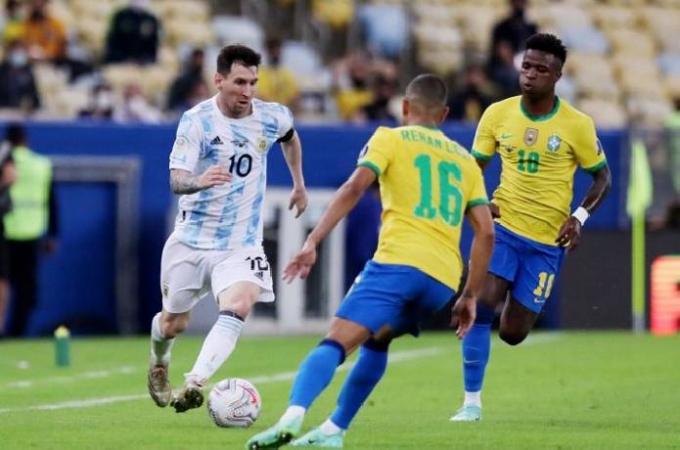 Nhận định Brazil vs Argentina | World Cup 2022 | 1h45 ngày 6/9/2021