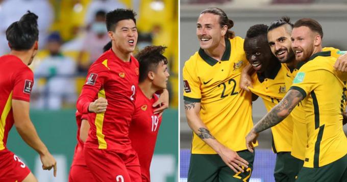 <b>Xem trực tiếp Việt Nam vs Australia</b> ở đâu, kênh nào