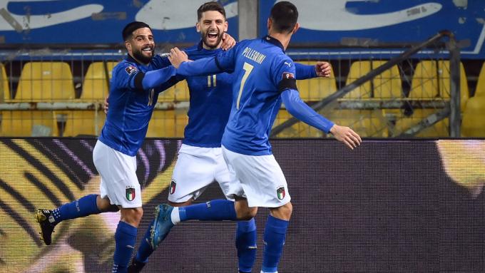 Kết quả Italia vs Lithuania | World Cup 2022 | 01h45 ngày 09/09/2021