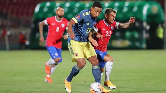 Nhận định, dự đoán Colombia vs Chile | World Cup 2022 | 6h00 ngày 10/9/2021
