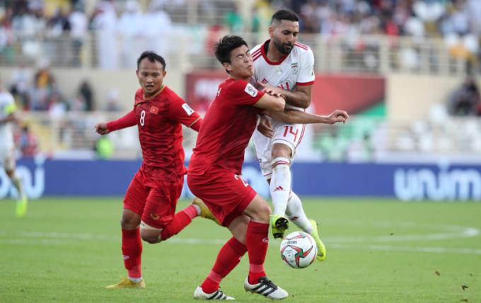 Rõ thời điểm <b>Duy Mạnh trở lại</b> thi đấu cho đội tuyển Việt Nam