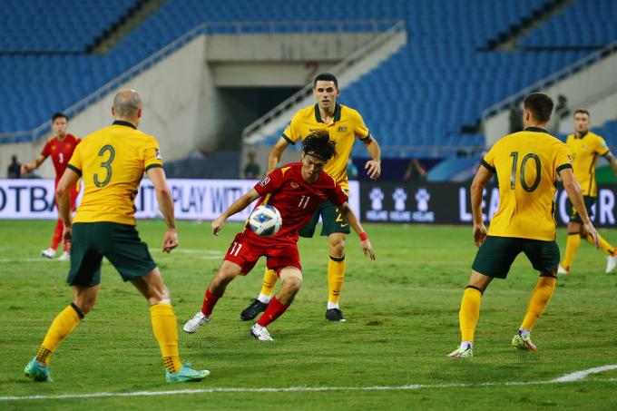FIFA khen ĐT Việt Nam <b>thi đấu đầy quả cảm</b>