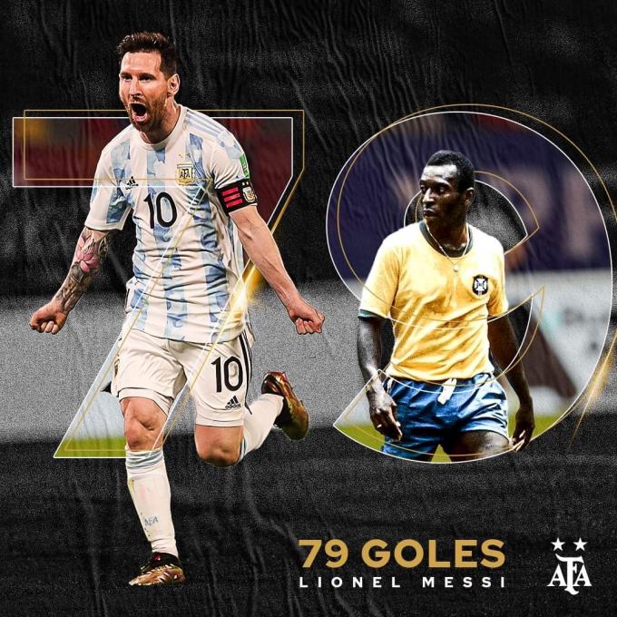 Neymar toả sáng trong ngày <b>Messi xô đổ kỷ lục của Pele</b>