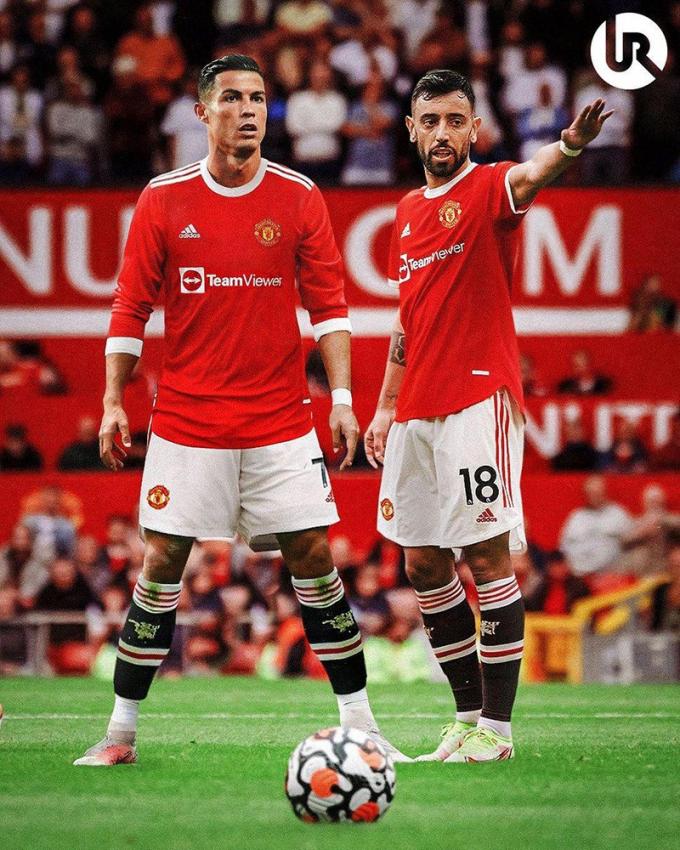 Solskjaer ra phán quyết việc <b>Bruno Fernandes hay Ronaldo đá phạt đền ở MU</b>