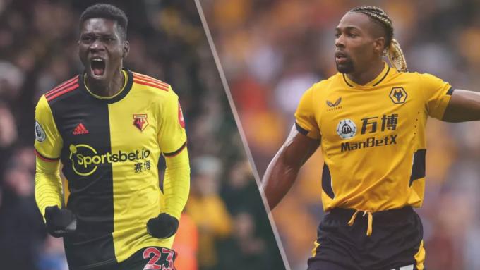 Xem trực tiếp Watford vs Wolves ở đâu, kênh nào