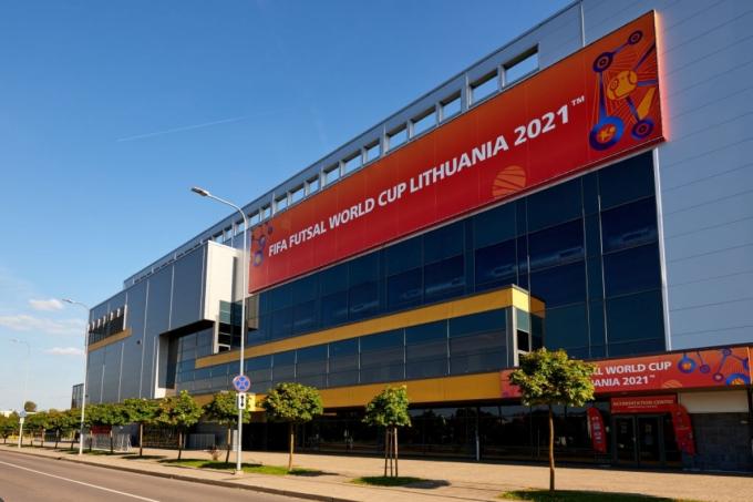 Tối nay, <b>khai mạc FIFA Futsal World Cup 2021</b>