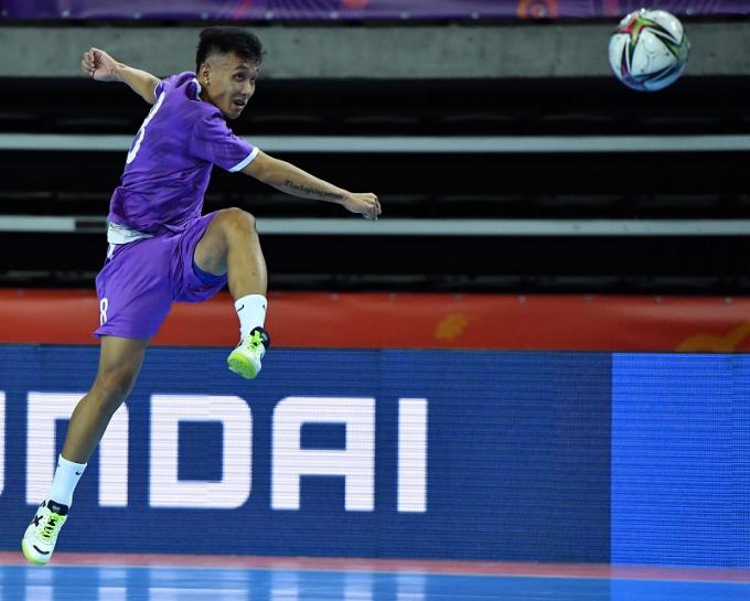 Sát thủ số 1 của ĐT Futsal Việt Nam <b>nói về mục tiêu ở World Cup 2021</b>