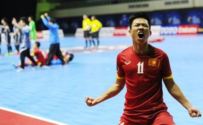Đội trưởng ĐT Futsal Việt Nam <b>nói gì trước trận ra quân gặp Brazil</b>