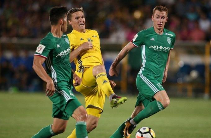 Kết quả Rostov vs Krasnodar | Russia Premier League | 23h30 ngày 13/09/2021
