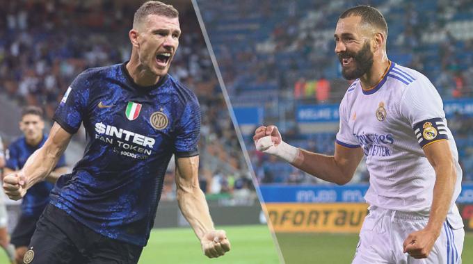 Xem trực tiếp Inter Milan vs Real Madrid ở đâu, kênh nào