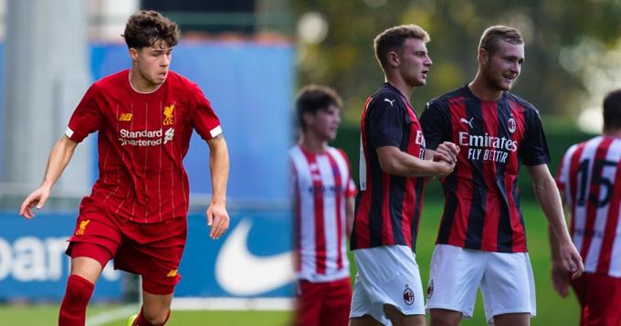 Nhận định U19 Liverpool vs U19 AC Milan | UEFA Youth League | 19h00 ngày 15/09
