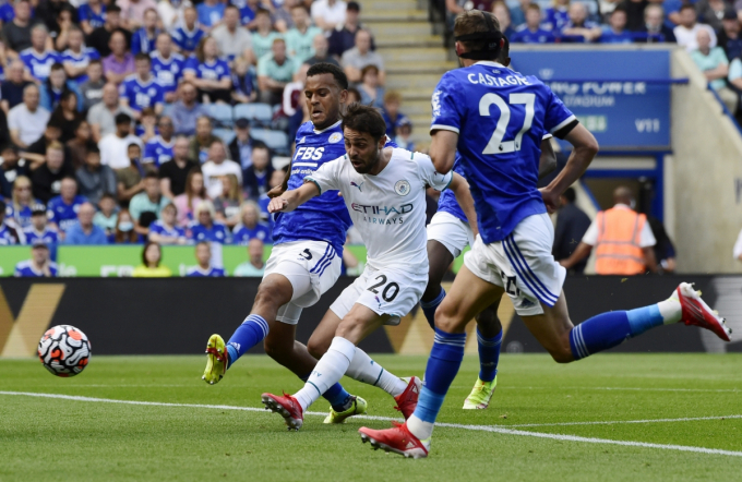 Kết quả Leicester City vs Napoli   Europa League   02h00 ngày 17/09/2021