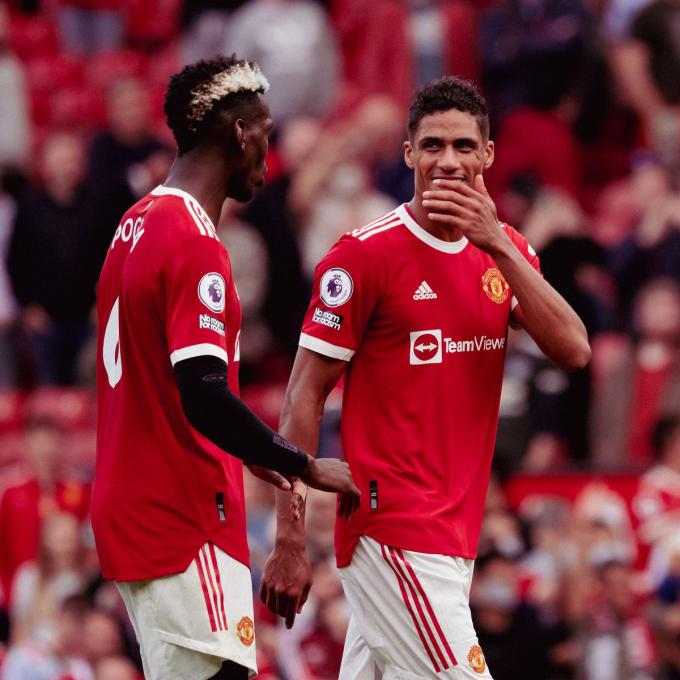 Varane nói lời <b>thật lòng về Pogba, Ronaldo, khẳng định gia nhập MU là định mệnh</b>