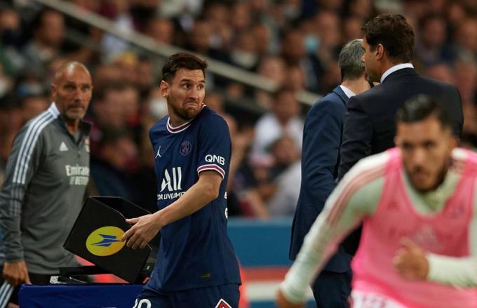 Messi hứng cơn bão chỉ trích từ truyền thông Pháp
