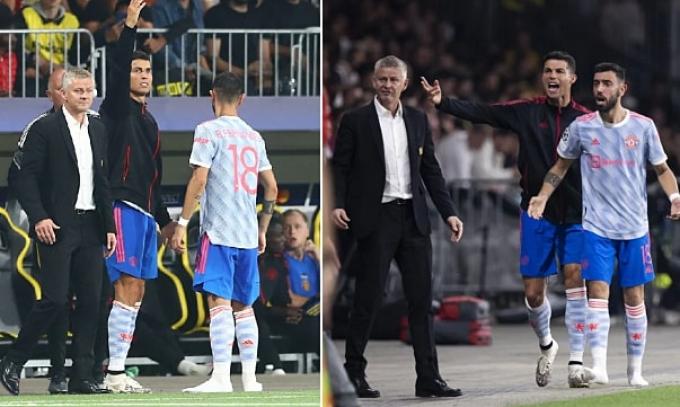 <b>Chỉ trích Ronaldo</b>, huyền thoại MU phải quay video <b>xin lỗi Solskjaer</b>