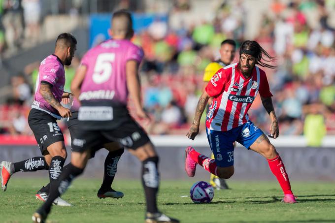 Kết quả Juarez vs Atletico San Luis | Liga MX | 8h00 ngày 22/9/2021
