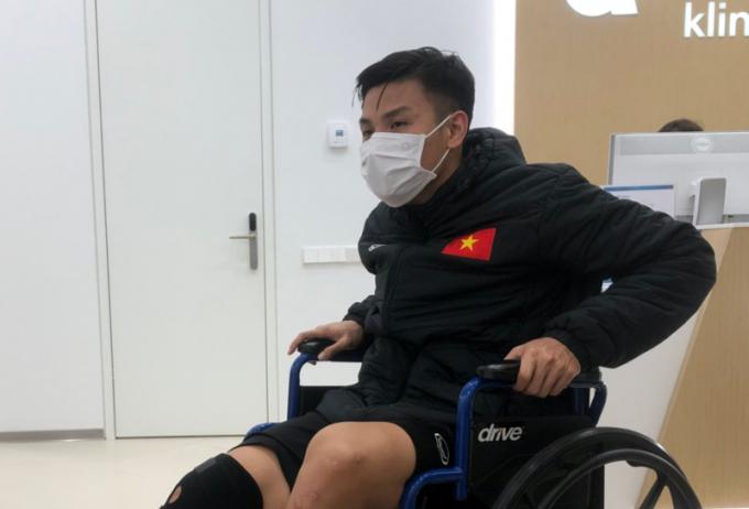 NÓNG! <b>Xác định mức độ chấn thương</b> của tuyển thủ Futsal Việt Nam
