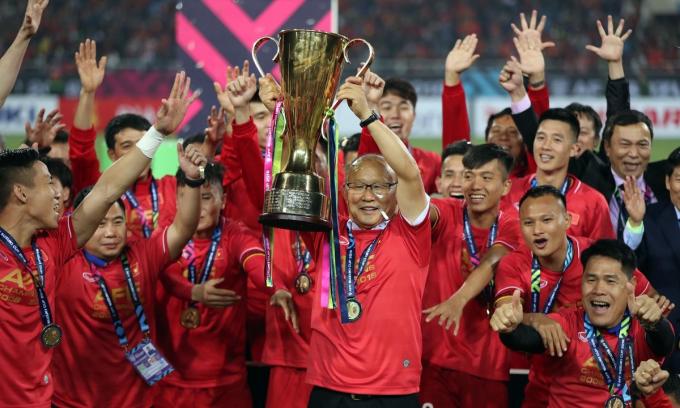 <b>Xác định đối thủ</b> của ĐT Việt Nam ở vòng bảng AFF Cup 2020