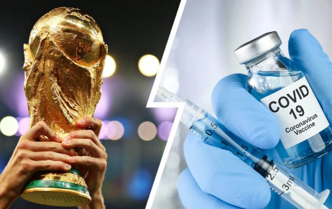 Qatar <b>hối thúc cầu thủ tiêm vaccine</b> trước khi dự World Cup 2022
