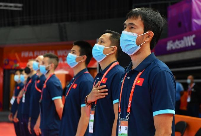 HLV futsal Việt Nam <b>lên tiếng về tình trạng sức khỏe</b> sau khi nhiễm Covid-19