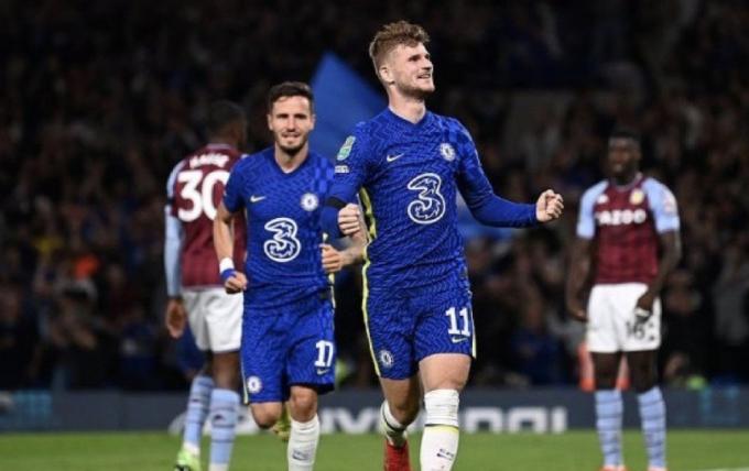 Tuchel hài lòng dù Chelsea <b>chật vật trước Aston Villa</b> ở Cúp Liên đoàn