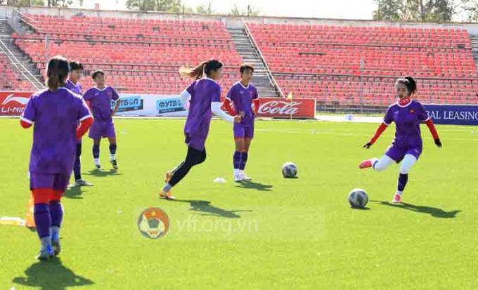 HLV tuyển nữ Việt Nam: Tôi đề nghị các bạn <b>quên chiến thắng 16-0 ngay đi</b>