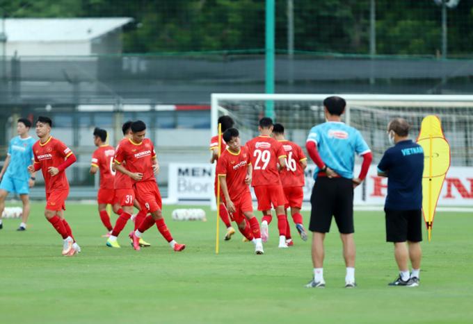 Bảng đấu của Việt Nam ở vòng loại U23 châu Á bị <b>thay đổi địa điểm tổ chức</b>