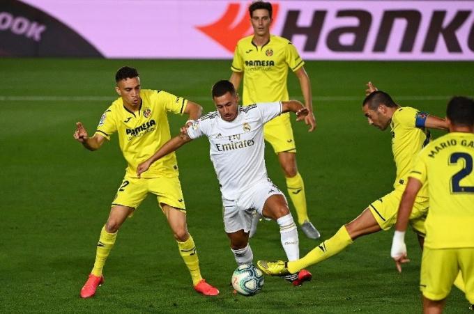 Xem trực tiếp Real Madrid vs Villarreal ở đâu, kênh nào