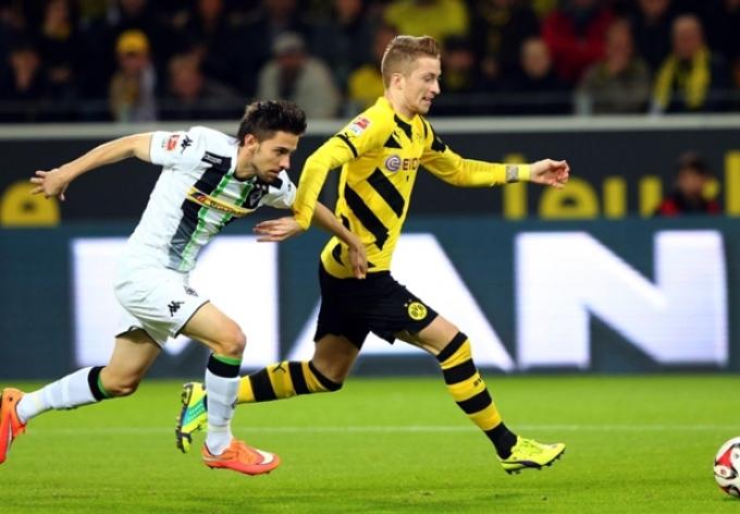 Xem trực tiếp Monchenggladbach vs Dortmund ở đâu, kênh nào