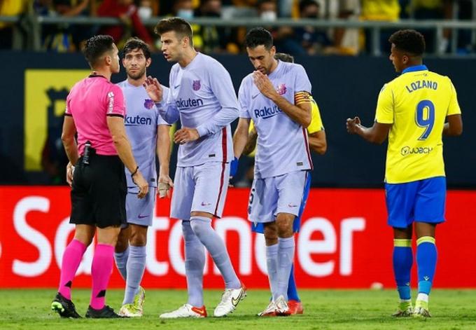 Xem trực tiếp Barcelona vs Levante ở đâu, kênh nào
