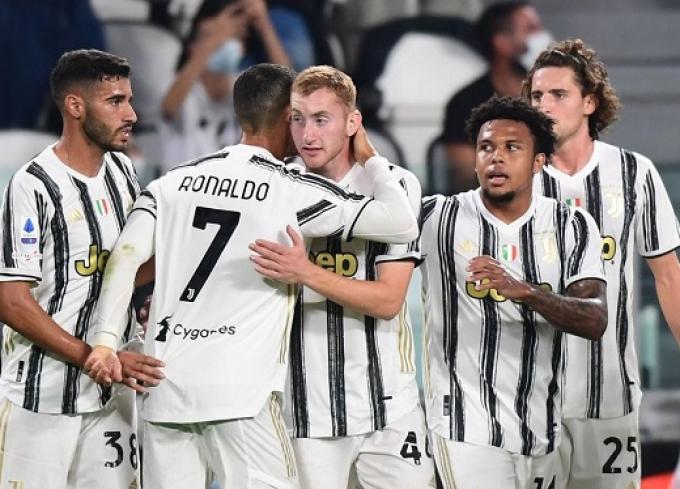 Xem trực tiếp Juventus vs Sampdoria ở đâu, kênh nào