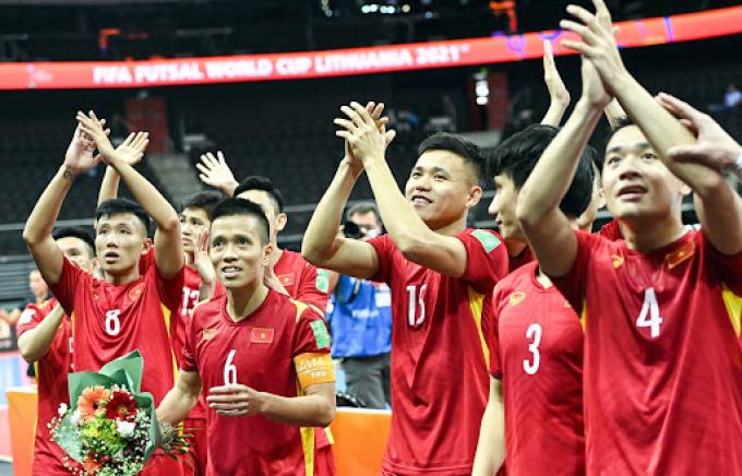 NÓNG! <b>Việt Nam xin đăng cai World Cup</b>