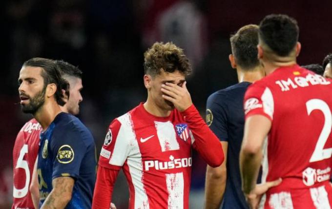 Griezmann <b>chỉ còn là cái bóng</b> của chính mình khi tái hợp Atl. Madrid