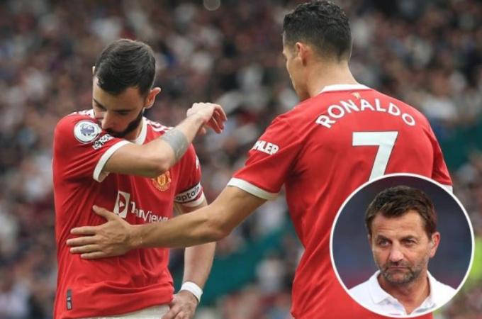 Ronaldo là nguyên nhân khiến Bruno đá hỏng pen