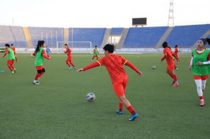 ĐT nữ Việt Nam <b>lên kế hoạch tỉ mỉ</b>, quyết giành vé dự cúp châu Á 2022