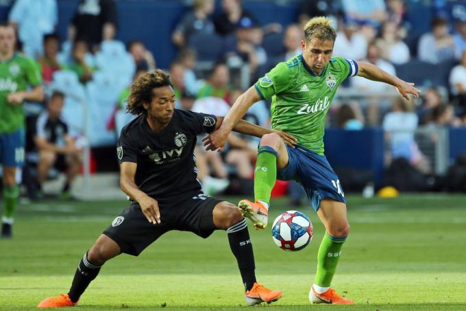 Kết quả Sporting Kansas City vs Seattle Sounders   MLS   06h00 ngày 27/09/2021