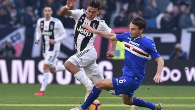 Juventus thắng trận thứ hai liên tiếp thời hậu Ronaldo
