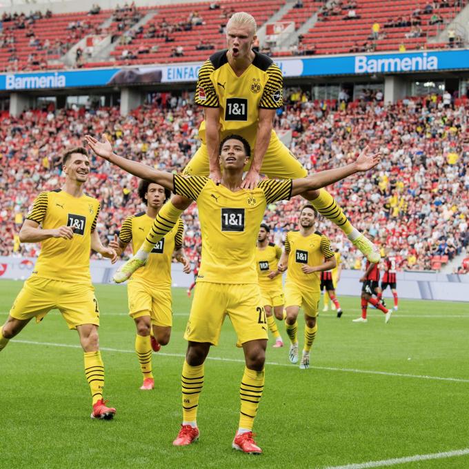 Xem trực tiếp Dortmund vs Sporting ở đâu, kênh nào