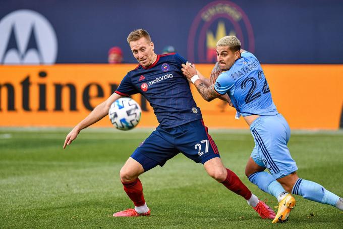 Nhận định Chicago Fire vs New York City   MLS   07h00 ngày 30/09/2021