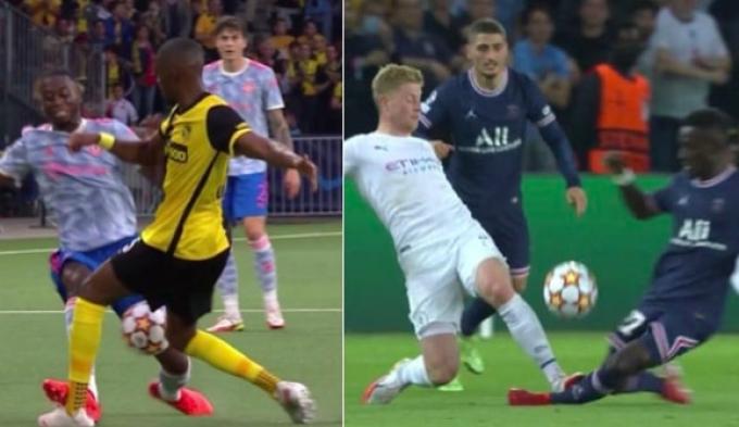 """UEFA <b>tăng nặng án phạt</b> cho Wan-Bissaka, <b>fan MU """"sôi máu""""</b>"""