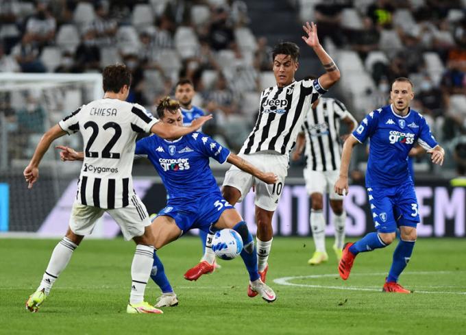 Juventus đã thoát khỏi <b>cái bóng Ronaldo?</b>
